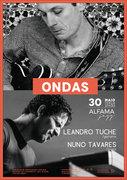 "MÚSICA: ""Ondas"" - Leandro Tuche & Nuno Tavares"
