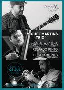 """MÚSICA: """"MIGUEL MARTINS TRIO"""" – Miguel Martins, Ricardo Pinto & Hugo Antunes"""