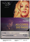 "MÚSICA: Zana & Domingos Silva – ""As Cores do Fado"""