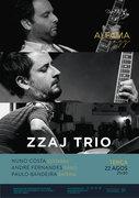 """MÚSICA: """"Zzaj Trio"""" - Nuno Costa, André Fernandes & Paulo Bandeira"""