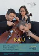 "MÚSICA: ""Baú"" – Catarina Anacleto, Tiago Barbosa & Ricardo Alex Daniel"