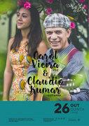 MÚSICA: Carol Vieira & Cláudio Kumar
