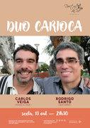 "MÚSICA: ""Duo Carioca"" – Carlos Veiga & Rodrigo Santo"