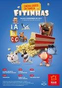 CRIANÇAS: Fitinhas - Sessões Grátis de Cinema Infantil