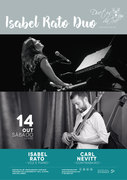 "MÚSICA: ""Isabel Rato Duo"" – Isabel Rato & Carl Nevitt"