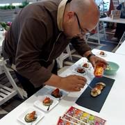 MÚSICA: Django Duo e showcooking de conservas com o Chef Nuno Miguel este fim de semana