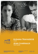 "SUSANA TRAVASSOS e JEAN CHARNAUX - CONCERTO ""IN FADO"" NO DUETOS DA SÉ, ALFAMA, LISBOA"