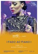 """""""FADO AO PIANO"""" - YURA e ALEIXO FRANCO – CONCERTO """"IN FADO"""" NO DUETOS DA SÉ, ALFAMA, LISBOA"""