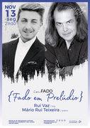 """MÚSICA: Rui Vaz & Mário Rui Teixeira - """"Fado em Prelúdio"""""""