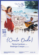 """MÚSICA: """"Canto Ondo"""" – Tânia Cardoso & Rodrigo Crespo"""