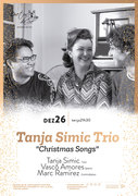 """MÚSICA: """"Christmas Songs"""" - TANJA SIMIC TRIO - Tanja Simic, Vasco Amores & Marc Ramírez"""