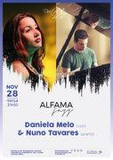 "MÚSICA: Daniela Melo & Nuno Tavares – CONCERTO ""ALFAMA JAZZ"""