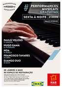 MÚSICA: Blues night pelo piano de Paulo Veloso