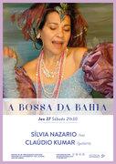 """MÚSICA: """"A Bossa da Bahia"""" – Sílvia Nazário & Cláudio Kumar"""