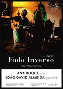 """MÚSICA: """"Fado Inverso"""" – Ana Roque & João David Almeida"""