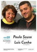 """MÚSICA: """"Alfama Jazz"""" – Paula Sousa & Luís Cunha"""