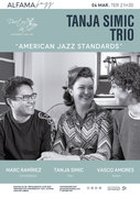 "MÚSICA: ""American Jazz Standards"" - Tanja Simic, Vasco Amores & Marc Ramírez"