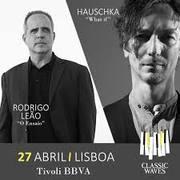 MÚSICA: Rodrigo Leão + Hauschka
