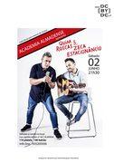 MÚSICA: Quim Roscas & Zeca Estacionâncio