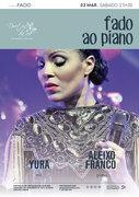 """MÚSICA: """"Fado ao Piano"""" - Yura & Aleixa Franco"""