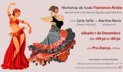 WORKSHOP: Fusão Flamenco-Árabe