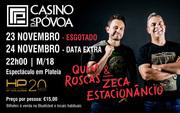 MÚSICA: Quim Roscas & Zeca Estacionâncio - Data Extra