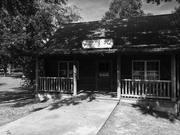 Deserted Welcome Center (Noir Edit)