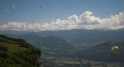Parapente à St Hilaire du Touvet
