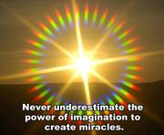 You Have The Power Within To Create Miracles!