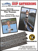 ** FREE ** stand up paddleboard demo