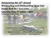 Cass Lake Spring Swap