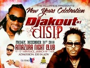 Djakout1 DISIP NEW YEARS EVE EXTRAVAGANZA