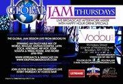 GLOBAL JAM THURSDAYS @ VODOU BAR