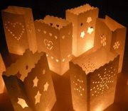 Town of Brookfield: Luminaries for the Common & Mall