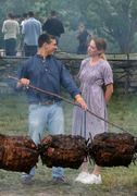 Historic Drover's Roast - a 1700's Colonial American Feast