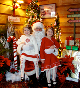 Breakfast with Santa at Publick House