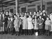 "Auditions for ""Ellis Island"""