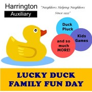 Lucky Duck/Family Fun Day!