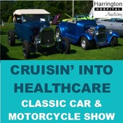 """Cruising into Healthcare"" Car and Motorcycle Show"