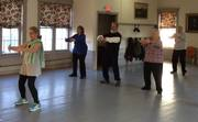 Tai Chi with Sharon