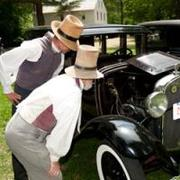 Antique Car Rally