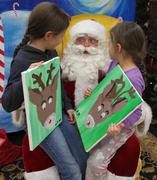 Paint With Santa