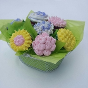 Mother's Day Cupcake Basket Class