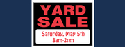 Elm Street Congregational Church Yard Sale