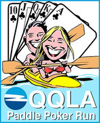 QQLA Paddle Poker Run