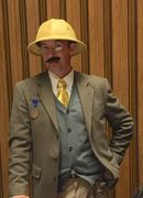 Edward Leviticus as COL Mustard