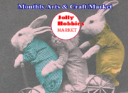 Jolly Market new art and craft event