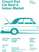 Crouch End Car Boot Sale and Indoor Market