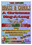 BRASS & CAROLS: A Christmas Sing-a-Long