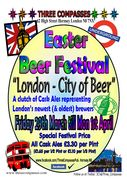 London City of Beer Easter Beer Festival